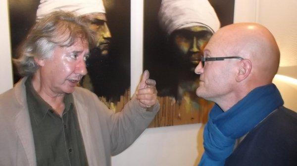 Michel Diaz & Laurent Bouro