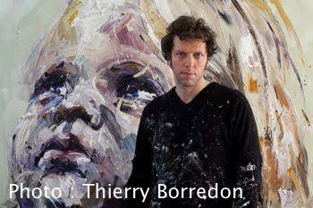 Thierry Dussac portrait-Photo-Thierry Borredon