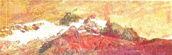 Carnet de montagne détail